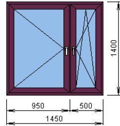 Как перевести режим на пластиковых окнах